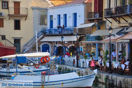 Rethymnon stad Kreta